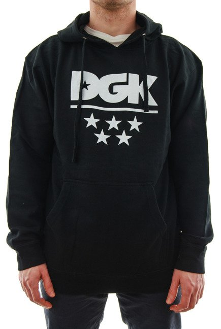 Bluza DGK - All star black