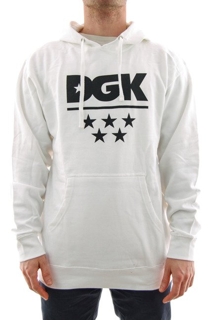 Bluza DGK - All star white