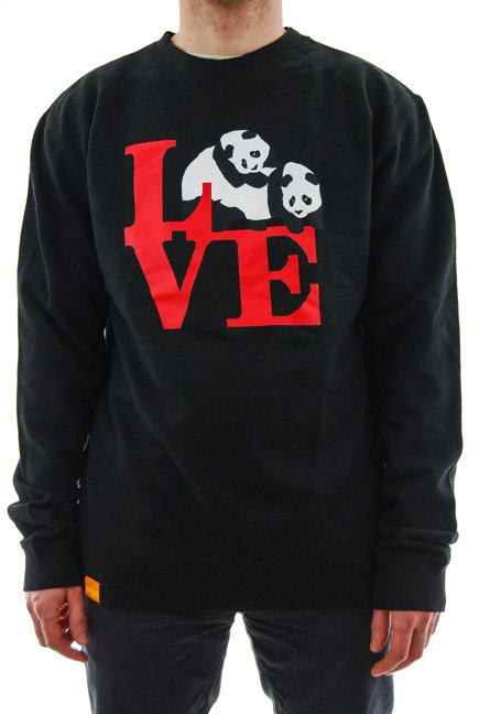 Bluza Enjoi - Love black