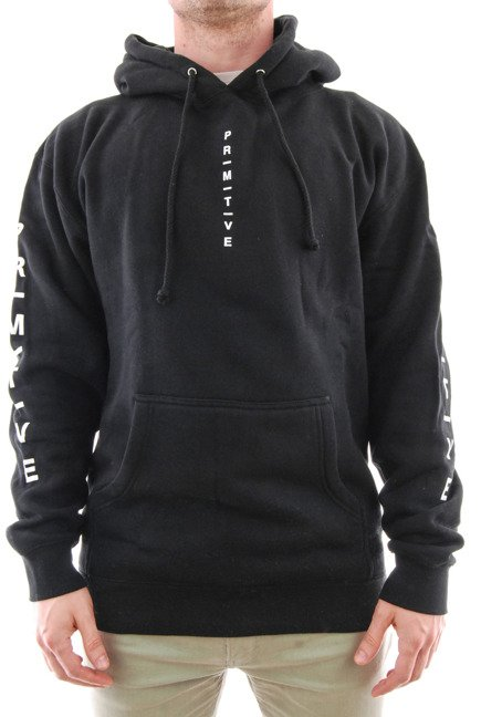 Bluza Primitive - Moods Pullover Hoodie Black