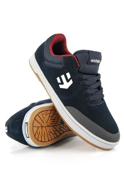 Buty Etnies - Marana x Michelin Navy/Grey/Red