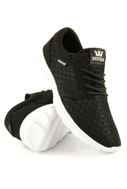 Buty Supra - Hammer Run Black/Lt Grey-White