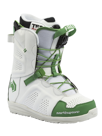 Buty snowboardowe Northwave - Freedom White/Green