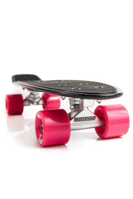 Cruiser Alliance 01 Black/Pink/Silver