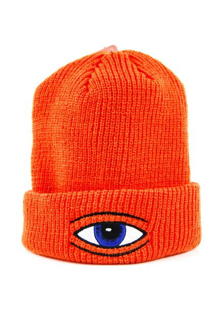 Czapka Toy Machine - Sect Eye Orange