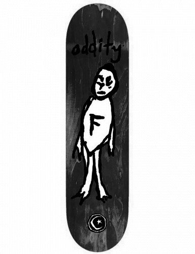 Deck Foundation - Oddity black