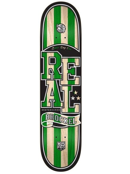 Deck Real - Brockel Spliced Low Pro II
