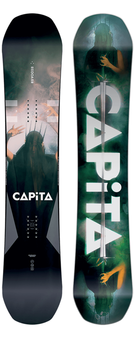 Deska snowboardowa Capita - Defenders of Awesome