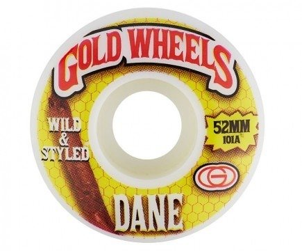 Kółka Gold Wheels - Dane Woods