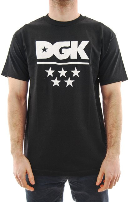 Koszulka DGK - All Star black