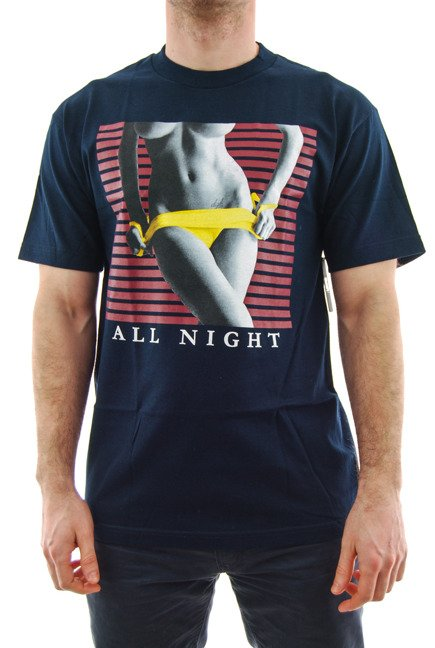 Koszulka DGK - All night navy