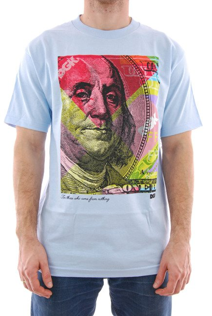 Koszulka DGK -  New Money Powder Blue