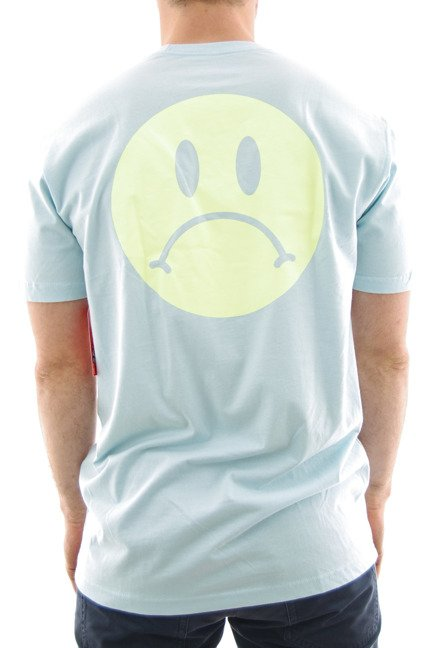 Koszulka Enjoi - Frowny Face Premium light blue