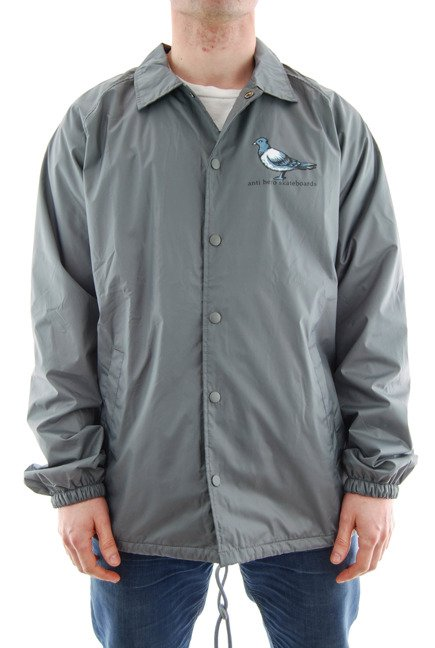 Kurtka Antihero -  Lil Pigeon Coaches Jacket Grey